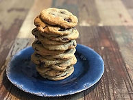 WE BELIEVE HOMEMADE CHOCOLATE CHIP COOKI
