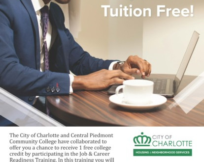 Job & Career Readiness Training Registration