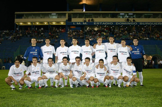 Real Madrid - Punta Cup 2004