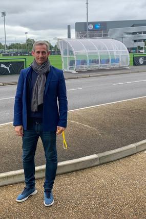 Visita Elite Sport a Manchester City