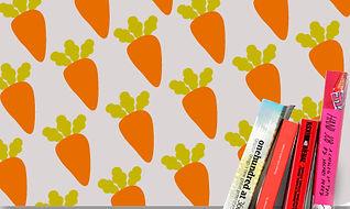 Fondo de pantalla de zanahoria