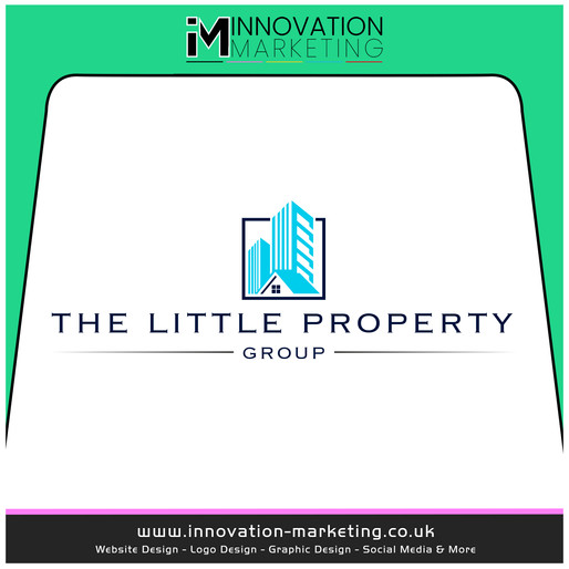 The Little Property Group have started off the new year correctly with their new Logo 🚀 🎨