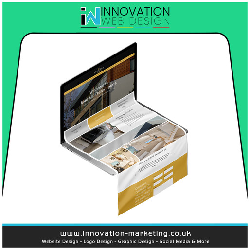 Bespoke Website Design completed for @east_mid_construction_limited ✅