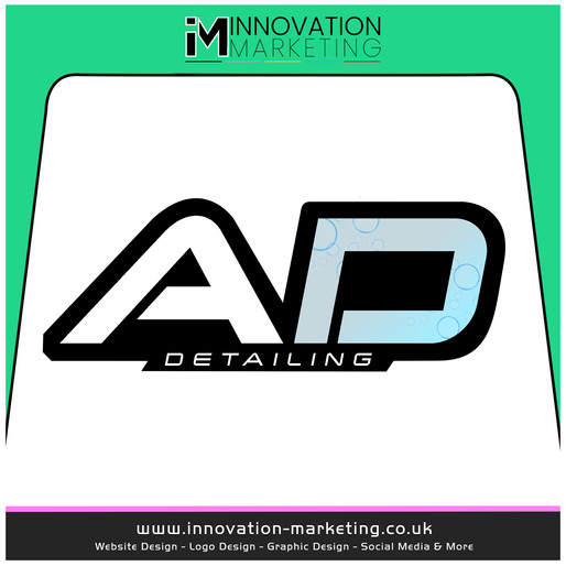 Brand new Logo created for AD Detaling 💥