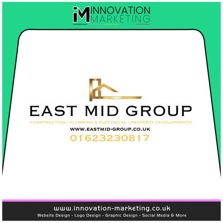 A new look for @east_mid_construction_limited ✅