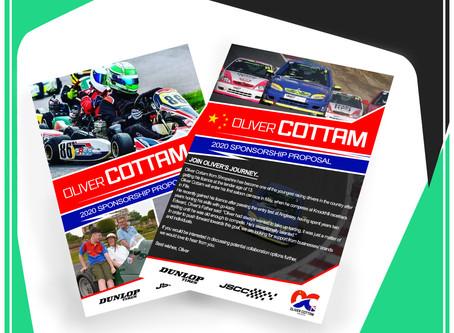 Bespoke Sponsorship Proposal for Cottam Motorsport 💥