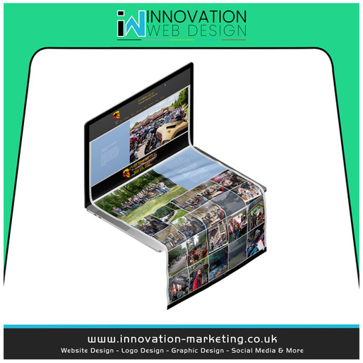 Our Web Design team completed small designs tasks for another client in the USA