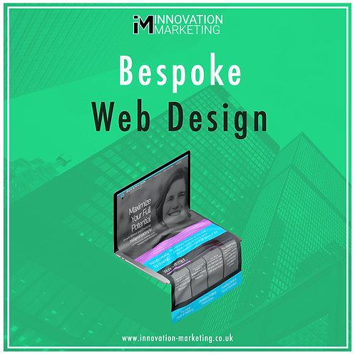 4-7 Page Bespoke Professional Website