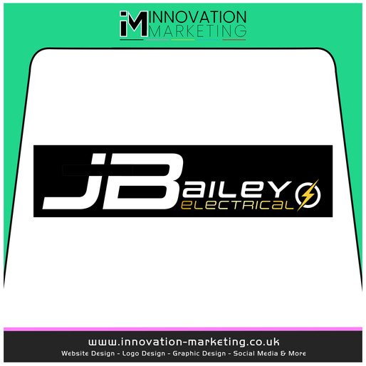 J-Bailey Electrical have a new look for 2021 with their brand new Logo Design 😎