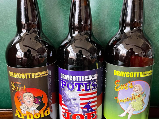 Hope you like our new labels for our new beers.
