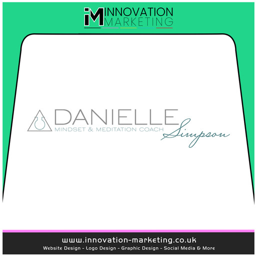 A new brand started today for @danielle_simpson by our Logo Design team 🚀