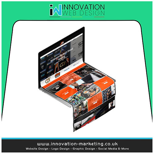Professional Website 4-6 Pages £399