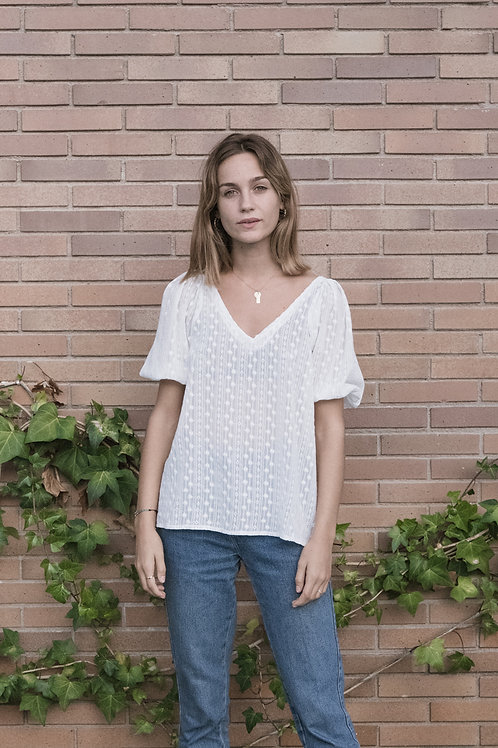 The Dindrl Blouse
