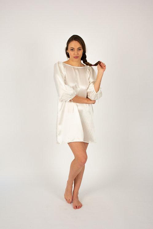 Didi white dress