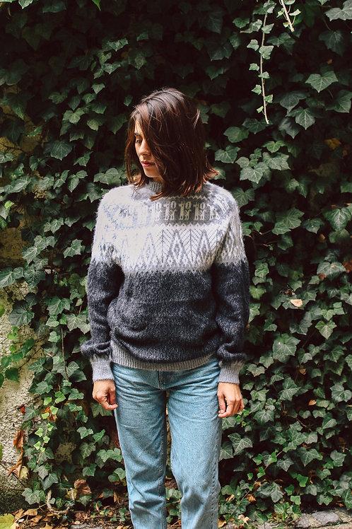 Black Alpaca sweater