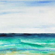 Ocean Morning One