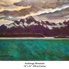 Anchorage Mountains