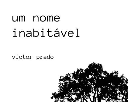 """Nosso Primeiro Zine - """"Um Nome Inabitável"""""""