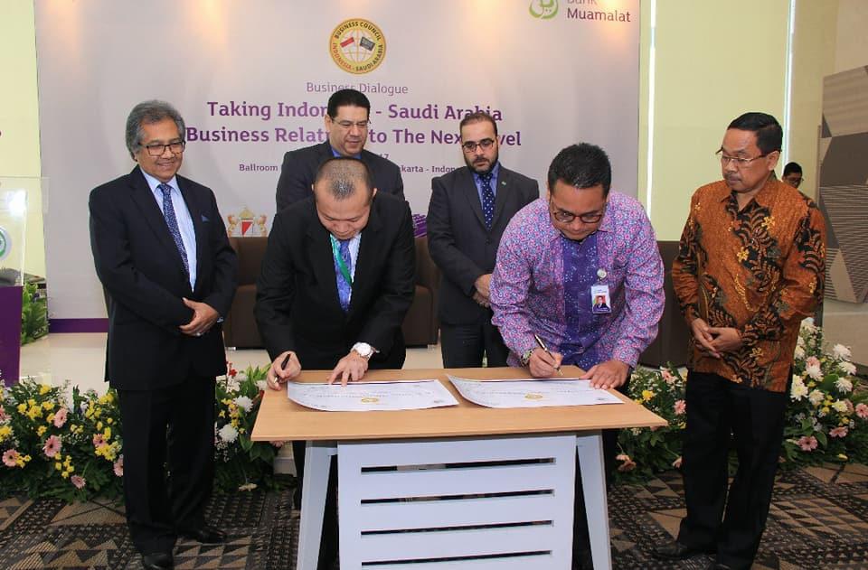Mou ISABC dan Bank Muamalat Indoensia