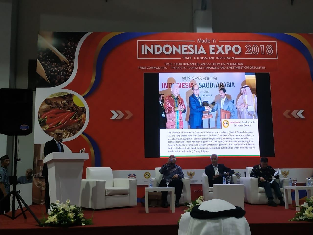 ISABC  on JEDDAH EXPO 2018
