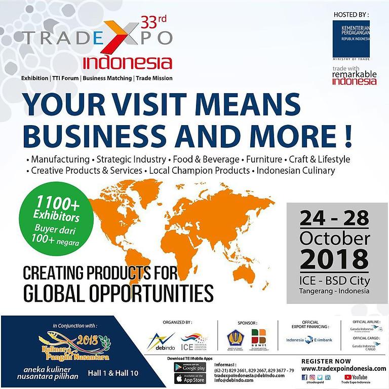 Trade Expo 33rd
