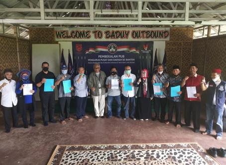 PUB Peringati HUT ke 75 RI dengan Donor Darah dan Pembekalan di Baduy Outbond