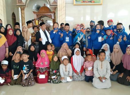 PUB Kabupaten Tangerang Gelar Gowes Santai Dan Santunan