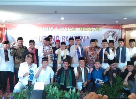 Warga Banten se-Indonesia Silaturrahim di Kota Serang