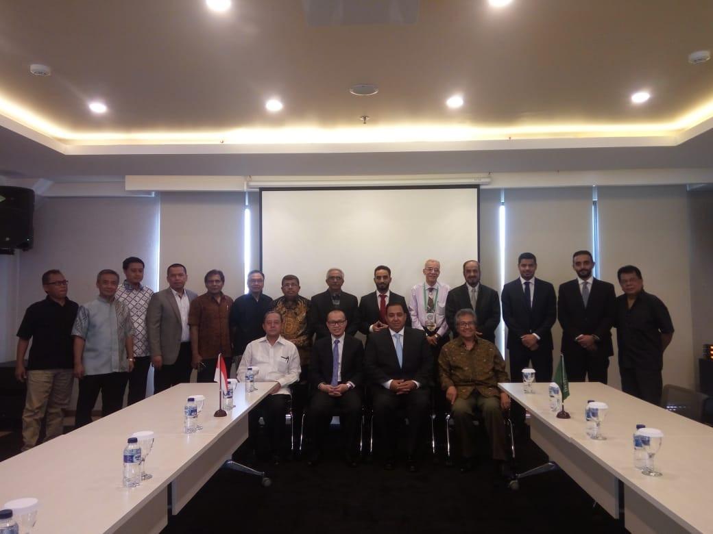 ISABC dan SAIBC Gelar Pertemuan di Jakarta