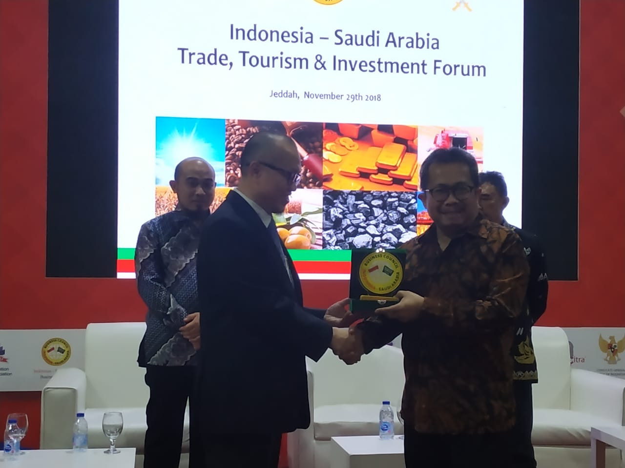 President ISABC-HE Ambassador Indonesia