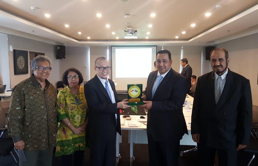 ISABC dan SAIBC Sepakat untuk Gelar Event Tahunan