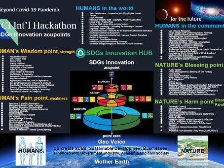 国際ハッカソン2020開催