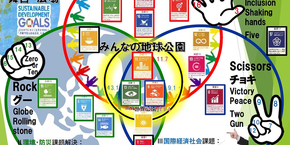 【2015.3-2017.3】 CePiC(セピック) みんなの地球公園 国際コミュニティー(連絡協議会) 誕生!