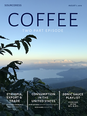 Coffee Sourceress podcast