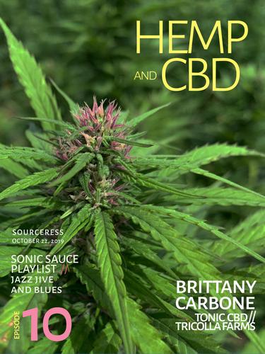 Tonic CBD hemp cannabis tricolla farms