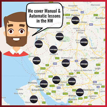Driving lessons prescot, driving lessons widnes, Chester driving lessons