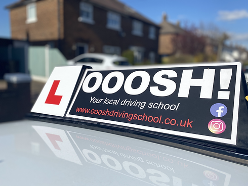 Walsall Driving Lessons driving instructor