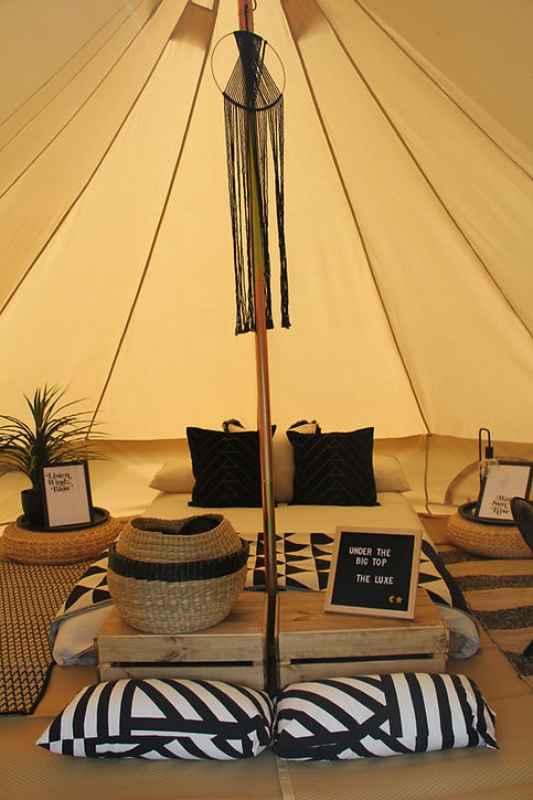 bell tent hire, tents, bell tent events, birthdays, hire company
