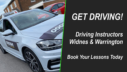 widnes driving lessons and driving instructors