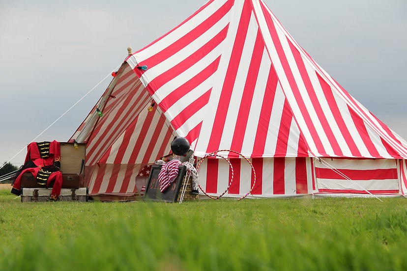 bell tent hire company