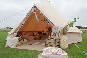hire company, birthdays, christmas, bell tent hire