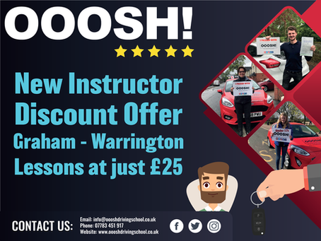 Warrington Driving Lessons