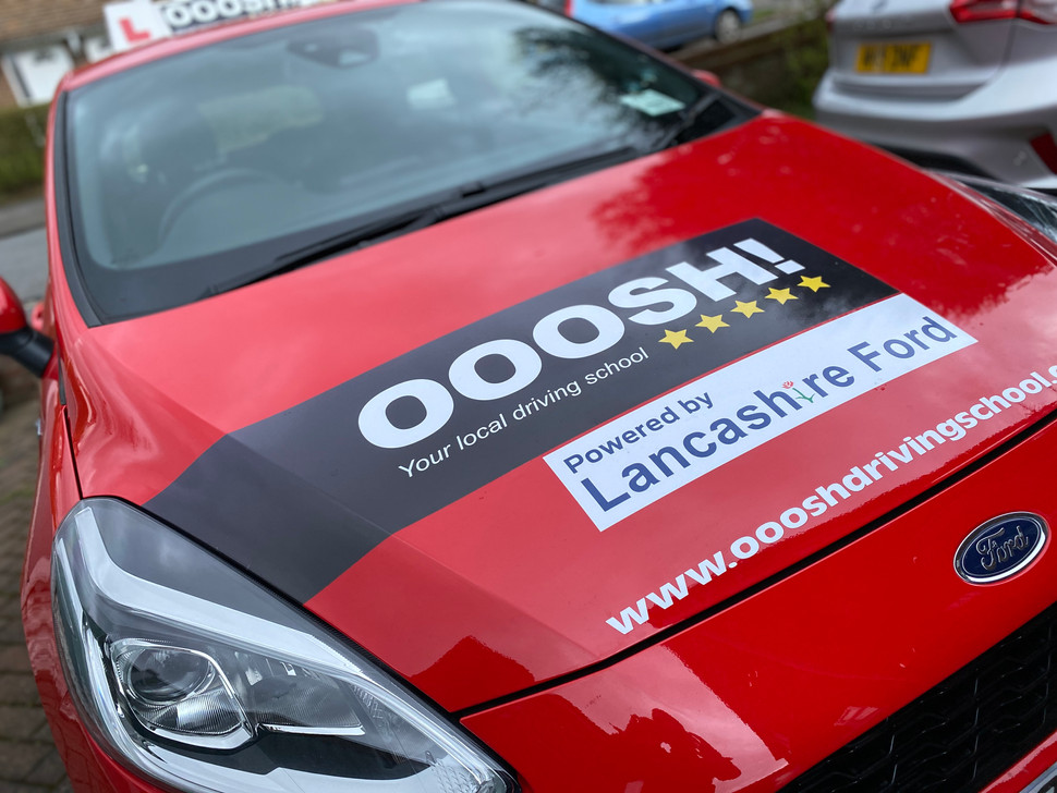 Powered by Lancashire Ford