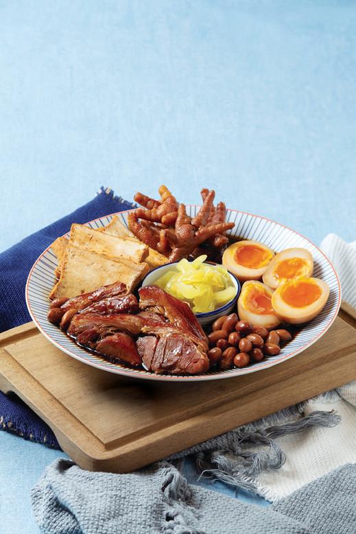 Assorted Marinade Platter