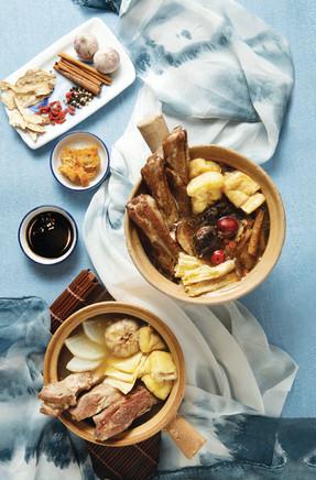 馬來西亞肉骨茶及新加坡肉骨茶