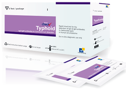 typhoid IggIgm