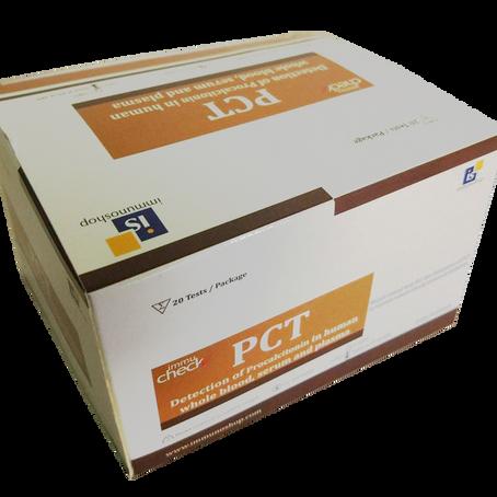 Immucheck Procalcitonin (PCT) Rapid Test