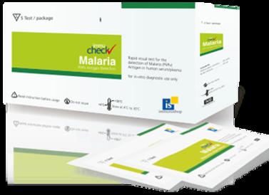 malaria pf pv