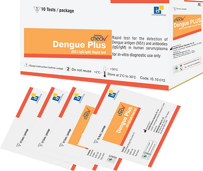 dengue plus