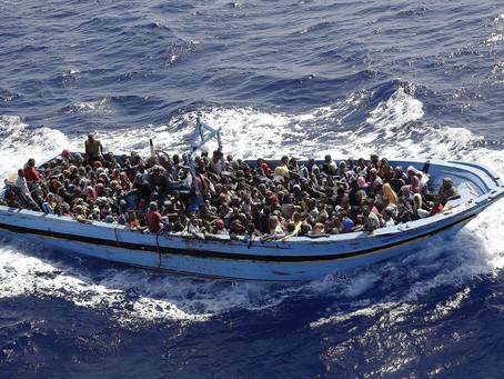 Drame humanitaire aux frontières de l'Europe